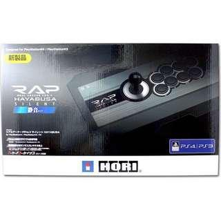 Arcade Fighting Stick Pro.V Silent Hayabusa HORI for PS4/PS3