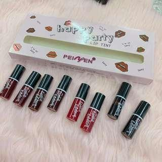 Happy Party Liptint (SET)♡