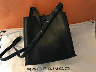 Rabeanco leather bag(new)