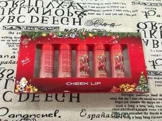Cheek n Lip tint (SET)♡