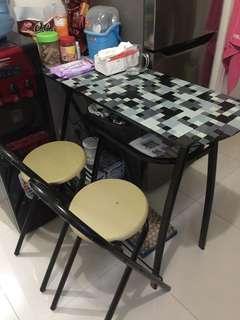 Meja bar serbaguna index furnishing