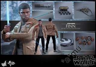 Hot Toys MMS345 Star Wars Finn