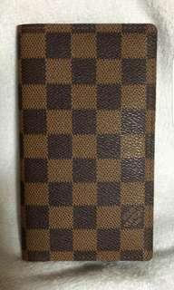 original LV long wallet repriced 8k