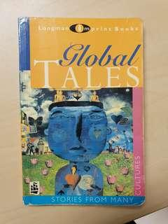 Global Tales story book