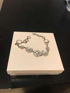 Bracelet & matching earings