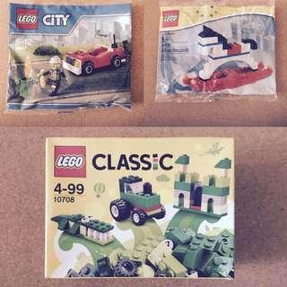 Lego (ALL 3) Clearance #bundlesforyou