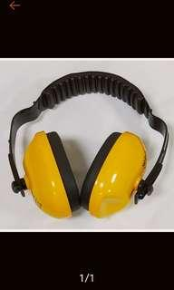 🚚 工程用耳罩