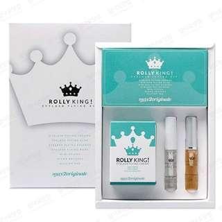 韓國 Max2 Rolly King 角蛋白美睫 角蛋白濃睫 角蛋白捲翹 美睫套裝 170g 韓國製造