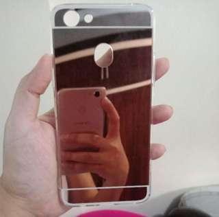 OPPO F5 Mirror Case (Silver)