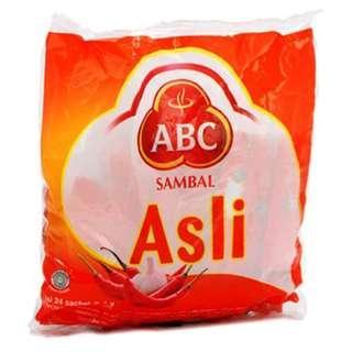 Sambal ABC Asli - 24 pcs