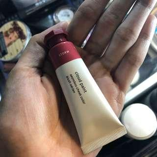 AUTHENTIC GLOSSIER CLOUD PAINT IN STORM