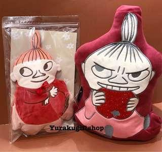 Moomin 姆明谷 阿美 cushion 內附毛毯 暖包 聖誕禮物