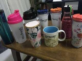 Starbucks Mug & Tumblers