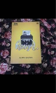 Resign novel wattpad