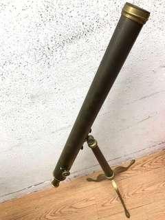 18世紀望遠鏡