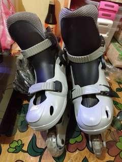 Mehan直排溜冰鞋(沒袋子放置一個時間有點髒污)
