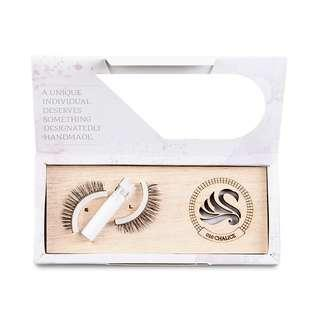 Silver Swan Handmade Lashes ( 010 Chalice )