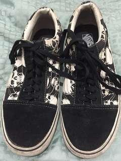 Vans old school limited edition