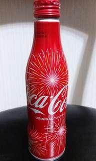 日本17年煙花版 可口 可樂
