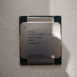 Intel Xeon E5-2620 v3 Like New, 6 cores 12 threads, 3.20GHz Boost, LGA2011-3