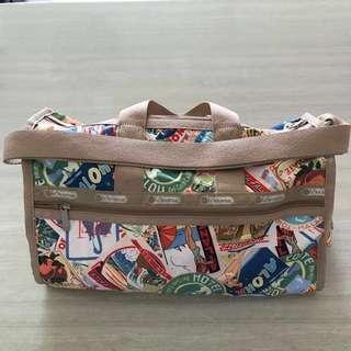 Lesportsac中型旅行袋