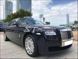 Rolls Royce ROLLS EWB 2013
