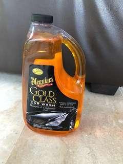 Meguair's GOLD CLASS Car Wash Shampoo & Conditioner