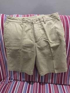 Khakis Bermudas Shorts Casual Sunday Giordano Vacation