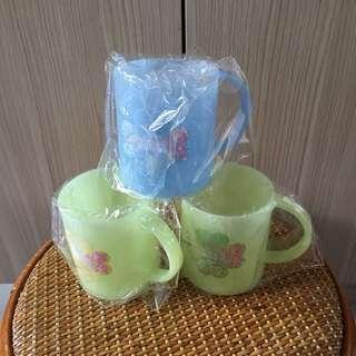 🚚 水晶馬克杯
