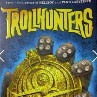 🚚 Trollhunters by Guillermo del Toro