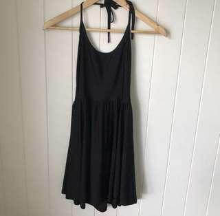 Mooloola halter dress