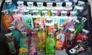 BN Bath & BodyWorks Body Lotions & Shower Gels
