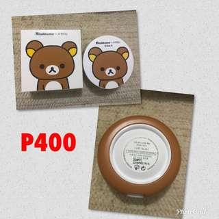 A'pieu Rilakkuma Air Fit Tension Pact