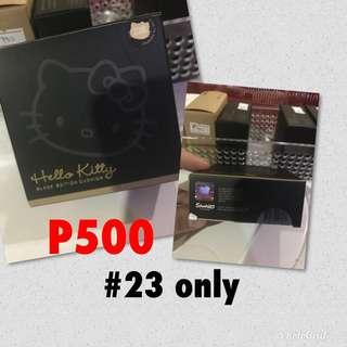 Hello Kitty Black Edition Cushion #23
