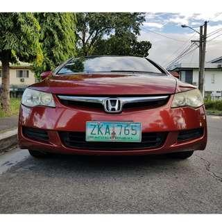 Honda Civic 2007 1.8 S FD Well Maintained