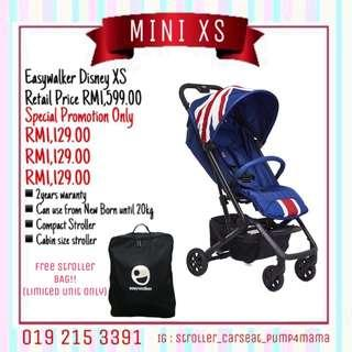 Stroller mini xs