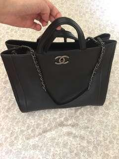 Chanel Tote Bag 100%real 37*32*13