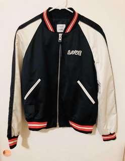 COACH X Keith Haring Special Collection Women's Varsity Jacket