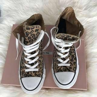 Converse Leopard Limited Edition
