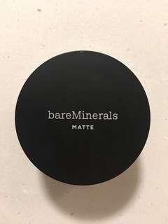 Bare minerals matte - golden tan 20