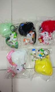 Cartoon Bag Charm