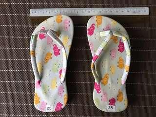 Children Toodler Kids Slipper Sandal