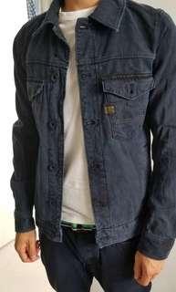 牛仔外套 G Star mens denim jacket 100% authentic 99% new