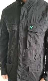 Lyle & Scott rain jacket. 100% authentic 99% new
