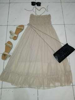 Elegant Maxi Dress / Skirt