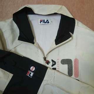 Fila Vintage Track Jacket