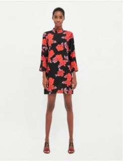 Zara  Trafaluc Assymetrical Dress