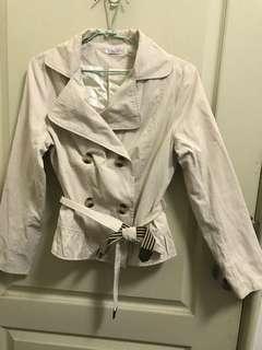 🚚 春夏款雙排扣小外套