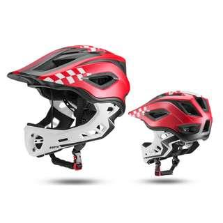 COFIDIS HITS kids Full Face Helmet for kids Cycling/Skating/Scooter/Strider/Out door sports