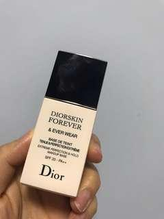 Diorskin forever & ever wear makeup base SPF20 PA++